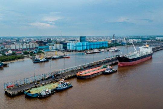 Pelindo 1 ekspor perdana Petikemas ke Port Klang Malaysia