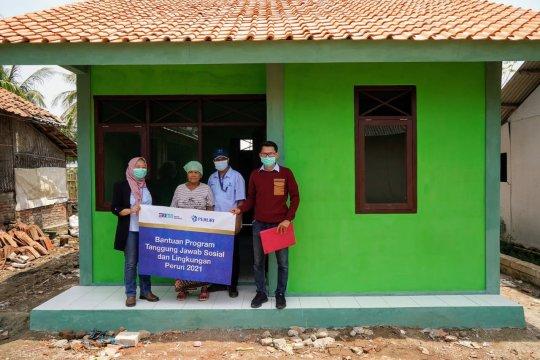 Peruri renovasi rumah tidak layak huni di Karawang