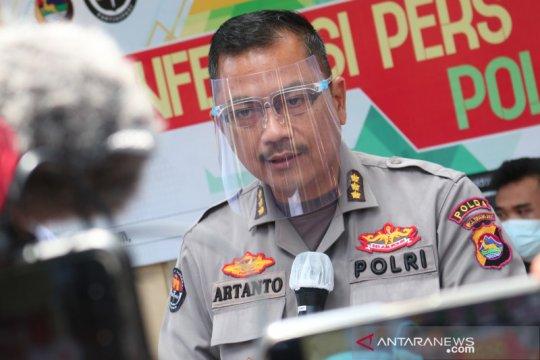 Kapolri tetapkan delapan polsek di NTB tidak lakukan penyidikan