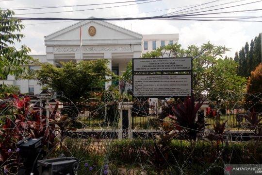 Sidang Rizieq, polisi tutup akses JPO di PN Jakarta Timur