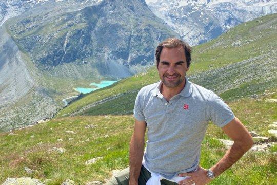 Switzerland Tourism gandeng Roger Federer promosikan Swiss