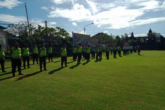 Polresta Denpasar-Bali tingkatkan keamanan gereja jelang Paskah