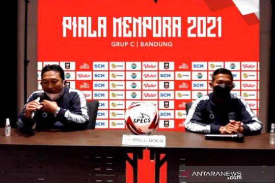 Persela optimistis hadapi Madura United karena belum kebobolan