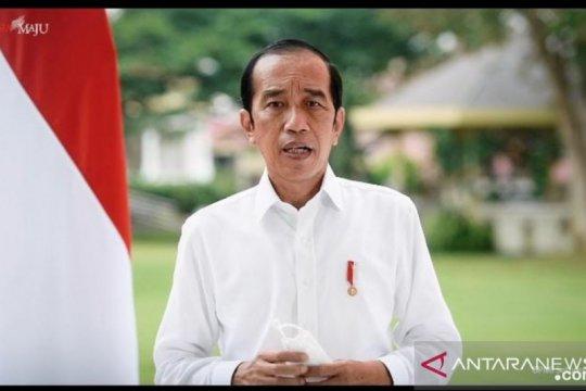 Presiden Jokowi minta GMNI konsisten lawan radikalisme
