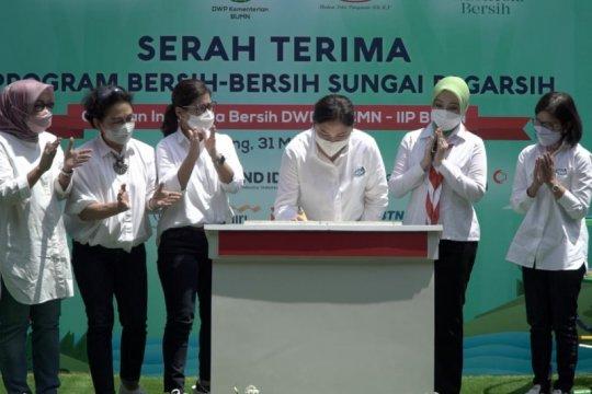 Dharma Wanita BUMN dukung Gerakan Indonesia Bersih jaga lingkungan
