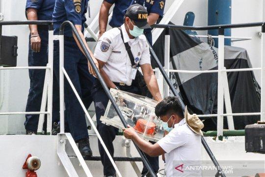 Penemuan CVR Sriwijaya Air