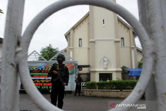 MUI: Bom bunuh diri dalam kondisi damai haram dan tidak syahid