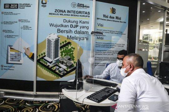 Realisasi pelaporan SPT Tahunan capai 11,3 juta wajib pajak