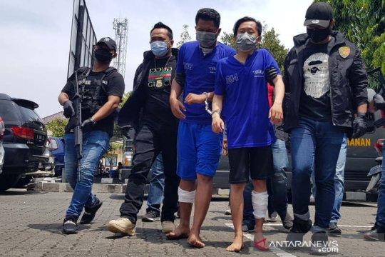 Dua penjambret di Kota Semarang ditembak
