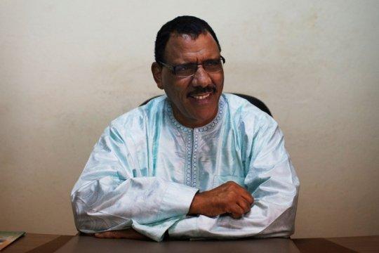 Presiden Nigeria tetapkan mantan menteri Mahamadou sebagai PM