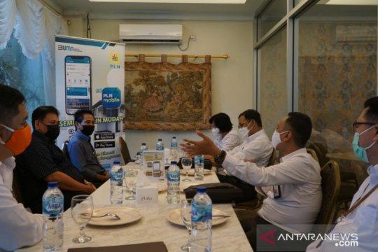 Gandeng YLKI-Ombudsman, PLN sosialisasikan stimulus listrik di Sulut