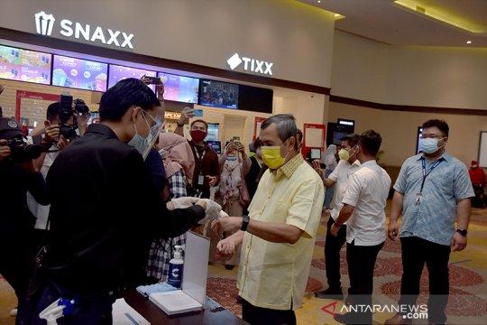Bioskop di Pekanbaru boleh beroperasi dengan protokol kesehatan ketat