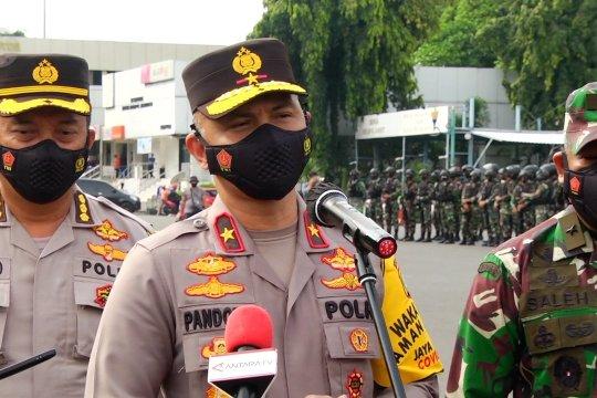 Antisipasi aksi teror, Polri-TNI gelar patroli di Jakarta
