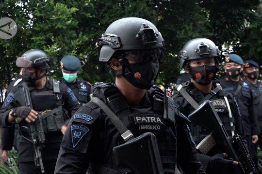 1.849 Petugas gabungan dikerahkan antisipasi keamanan sidang Rizieq Shihab