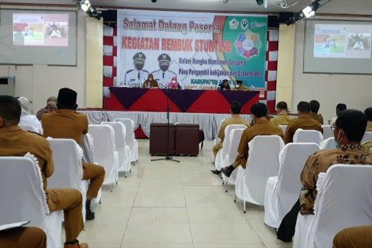 Aceh Utara menggenjot penurunan kasus stunting