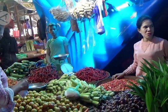 Pasokan cabai di Jayapura berkurang akibat cacar buah