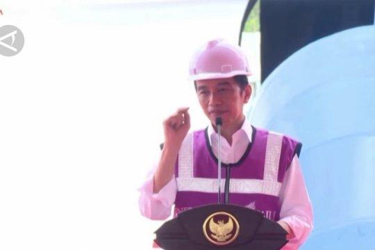 Presiden minta pengelolaan SPAM Umbulan dirampungkan