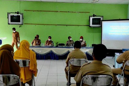 Disdik Kabupaten Bangka sosialisasikan ujian sekolah