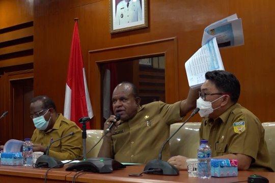 Dugaan penyelewengan dana Otsus, Pemprov Papua persilakan audit