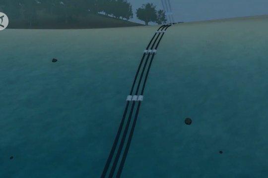Aturan baru pemasangan kabel dan pipa bawah laut