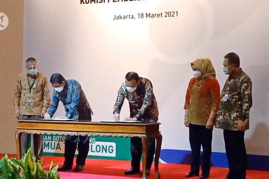 BPJS Kesehatan-KPK jalin sinergi pemberantasan korupsi program JKN-KIS