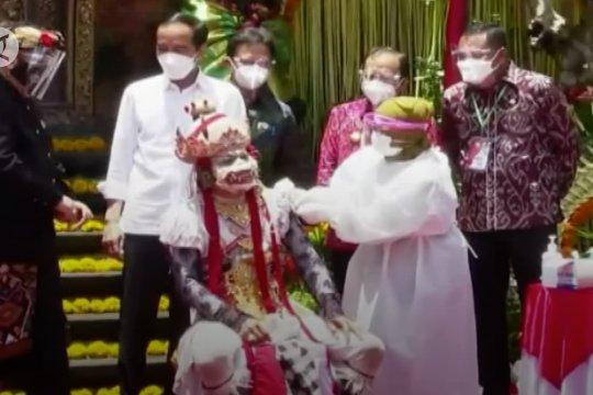 Jokowi beri sinyal pariwisata Bali dibuka Juni