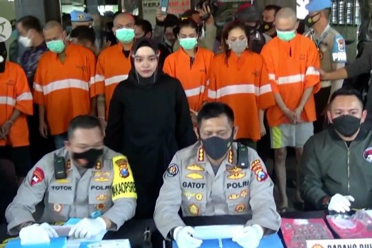 Oknum kepala dinas Kota Malang terlibat kasus narkoba