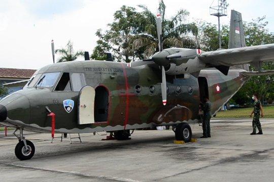 Pesawat Cassa C-212 tiba di Riau, TMC segera dimulai