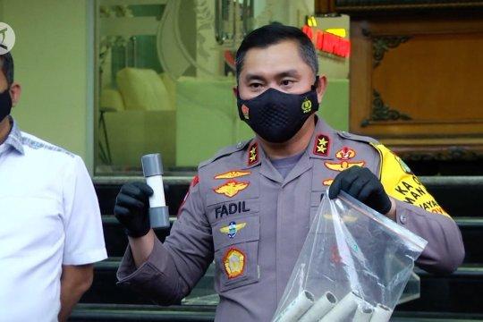 Polda Metro Jaya ungkap temuan 5 bom & peran 4 tersangka teroris