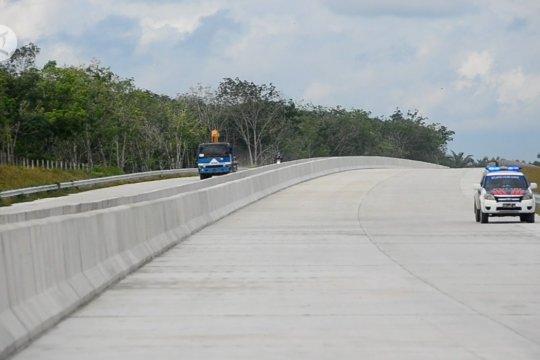 Riau tak miliki kendala lahan di pembangunan tol Pekanbaru - Padang