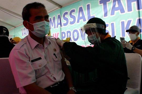 Kalbar tetap laksanakan vaksinasi COVID-19 di bulan Ramadhan