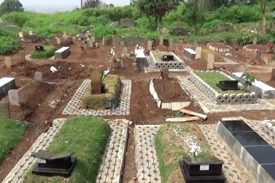 Pemkot Bandung berikan syarat pemindahan makam jenazah COVID-19