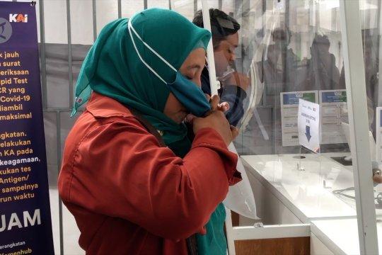 KAI Daop 4 Semarang berikan layanan Genose