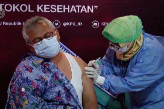 Embargo vaksin, Pemerintah hati-hati atur laju penyuntikan