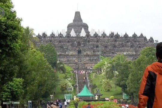 Pemerintah siapkan pengembangan terpadu Candi Borobudur