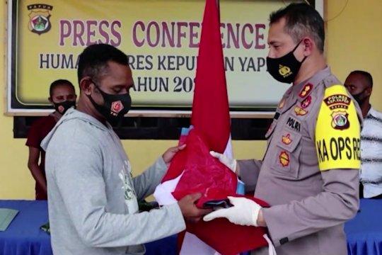 Kapolda Papua apresiasi penyerahan diri mantan pemimpin KKB
