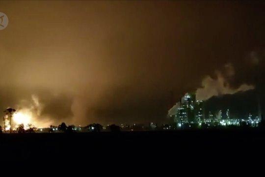 Kebakaran di kilang Balongan, Pertamina pastikan stok BBM aman