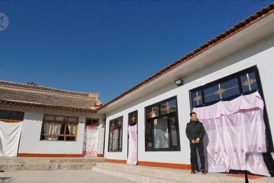 Menengok kehidupan warga desa yang berubah drastis di China barat laut