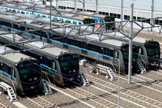 MRT Jakarta kolaborasi dengan Startup memperbaiki kondisi kota