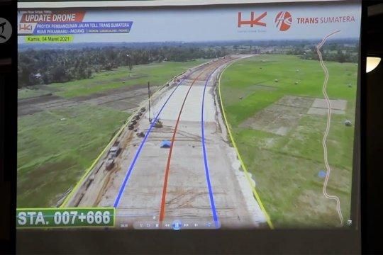 PUPR dan Hutama Karya bantah penghentian pembangunan tol Padang-Pekanbaru