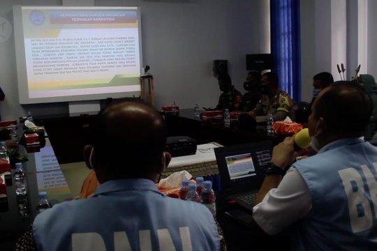 Sinergitas BNNP Sultra petakan jaringan narkoba di kelurahan