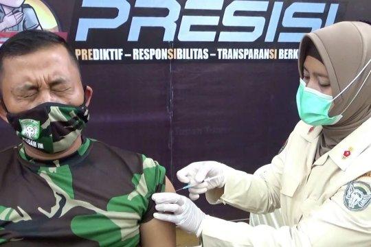 Target 300 hari, Lhokseumawe laksanakan vaksinasi bergilir