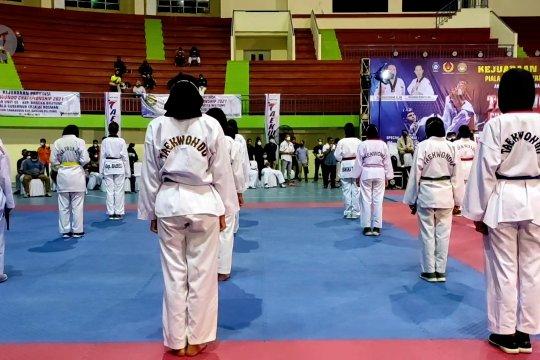 Tiga hari mencari bibit atlet taekwondo di Babel