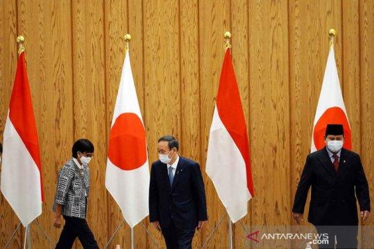 Retno & Prabowo ke Jepang, ini yang dibahas
