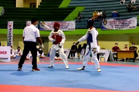 Kejuaraan taekwondo, ajang perdana Pemprov Babel di era kebiasaan baru