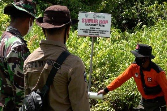 Sukses tekan titik api di 2019, Manggala Agni lakukan patroli terpadu