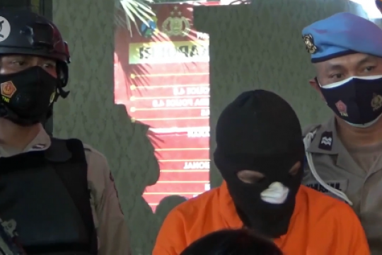 Pejabatnya terjerat narkoba, Wali Kota Malang minta maaf