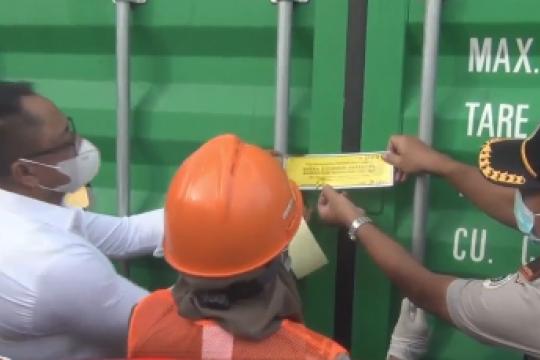 Setelah 21 tahun, Maluku ekspor 28 ton pala ke China