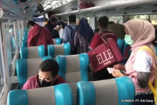KA Brawijaya mulai layani relasi Gambir-Malang