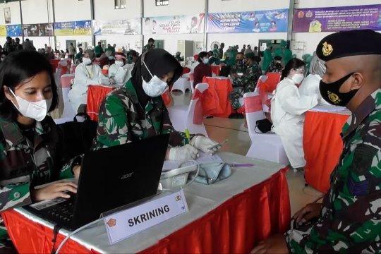TNI dan Polri siap bantu percepatan vaksinasi COVID-19